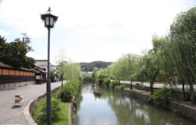 Kurashiki aesthetic area